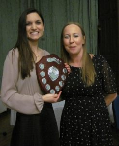 Alice Taylor - Female GLCL Achievement Award