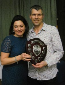 Jeremy Masters, Male Performance Award