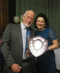 David Rutter, Club Member of the Year